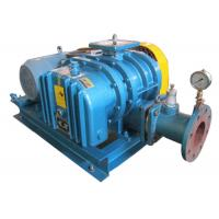 Quality Conveying gas blower High Pressure roots lobe blower for non corrosive gas convey 98kpa 15kw Size 125mm for sale