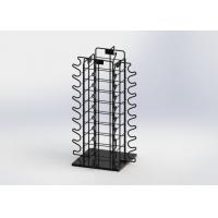 Buy cheap Sunglasses Eyewear Metal Counter Display Stands with rotated base from wholesalers