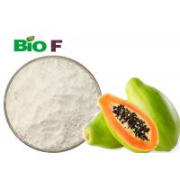 Buy cheap Water Soluble Enzyme Powder Supplement Papaya Extract Chymosin Powder from wholesalers