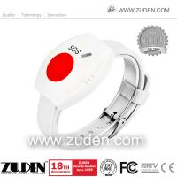 Quality Wireless Wristband Waterproof Sos Emergency Panic Button for elderly and kids for sale