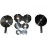 Buy cheap Cs Class 150 Spade Spacer Astm A516 Gr. 70 Asme B16.47a Bs En 10204-3.1 from wholesalers