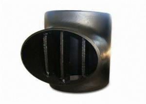 Quality Seamless Barred Tee Astm A860 Wphy 70 Carbon Steel Pipe Fittings for sale