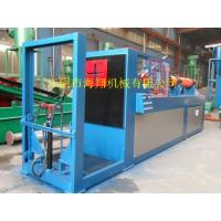 Buy cheap Model LS-800 Single Hook Hydraulic Tyre(Tire) Wire Drawer from wholesalers