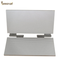 Quality Economic  Manual Beeswax Comb Foundation Press Machine In Flat Form for sale