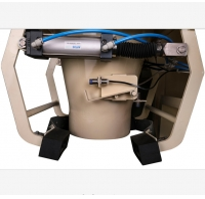 Quality Gravity feeding crystallized sugar salt rice packing machine 25kg for sale
