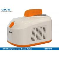 China Electric Homemade Ice Cream Maker Colorful Design Eco - Friendly on sale
