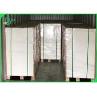 Buy cheap FDA PE Coated Paper 300gr 350gr Sheet For Box Of Food 70 X 100cm from wholesalers