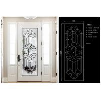 Buy cheap refracted light Translucent Stained Glass Window Panels temperature control energy efficiency from wholesalers
