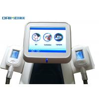 Quality 5 In 1 Vertical Cryo Fat Freezing Machine With Ultrasonic Liposuction for sale