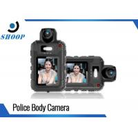 Quality HD 1080P Body Camera Recorder 5MP CMOS Sensor For Security Guard 153g Weight for sale