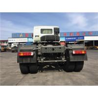 Buy Tractor Truck 6x4 371hp Front Mover Heavy Truck, China Heavy Duty Truck Chassis at wholesale prices