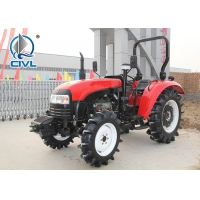 Quality CVLF2204 Model 4 Wheel Drive Tractors , Farm Tractor 162KW Operating Weight 8600kgs for sale