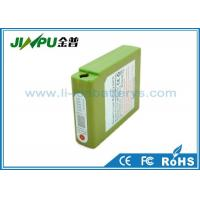 Quality Colorful Heated Clothes Lithium Ion Battery 14.8V 3000Mah With Temperature Control for sale