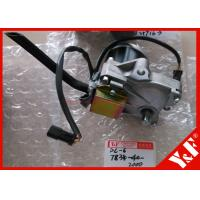 Quality 7834-40-2000 / 7834-40-2001 Komatsu Excavator Parts Throttle motor for PC200 - 6 for sale