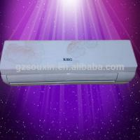 Quality R410a T3 18000btu   Split Air Conditioner  cooling only or cooling and heating WHITE PANEL copper pipe for sale