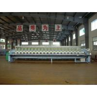 Buy cheap Commercial 20 Heads Flat Embroidery Machine Support 12 Languages from wholesalers