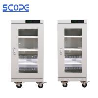 Quality LED Display Dry Cabinet For Electronic Components 160L Medium 20% - 60%RH Humidity for sale