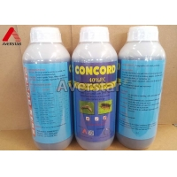 Quality Triazophos 400g/L EC Pest Control Insecticide Broad-Spectrum Organophosphate Insecticides for sale