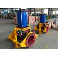 Buy cheap Epoxy Coating Carbon Steel Open Body Packingless Zero Leakage Pneumatic Pinch from wholesalers