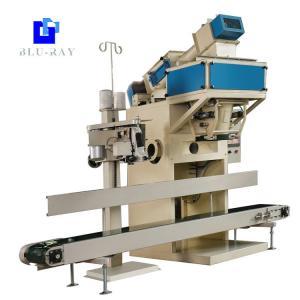 Quality Pneumatic Driven 5-50kg Wheat Flour Powder Filling Machine for sale