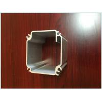 Quality 6061 Extruded Aluminum Enclosure Standard Aluminum Alloy Extrusion For Electronis for sale