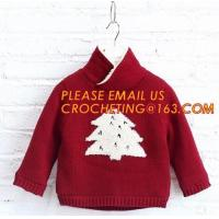 China Newest low price kid pullover name brand children cardigan sweater, Top quality kid blank children western style knitted on sale