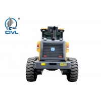 Quality 36kN GR100 Electro Hydraulic Motor Grader With Adjustable Console for sale