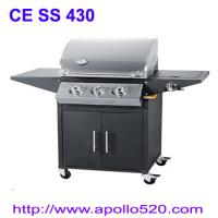 Quality Hooded Gas BBQ for sale