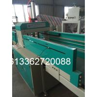 Quality Full Automatic Hot Cutting LDPE Plastic Bag Manufacturing Machine 230-250pcs/min for sale