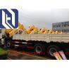 Buy cheap Yellow Telescopic Boom Crane QY35K5 36930kg Truck Crane Energy - Saving from wholesalers
