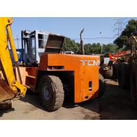 Buy cheap tcm forklift for sale 18t 15t used forlift TCM container forklift stone forlift from wholesalers