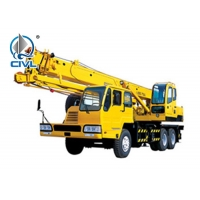 Quality Disel Engine CVQY16C 16T 11990mm Telescopic Boom Crane for sale