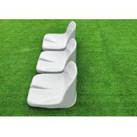 Buy cheap Outdoor Football Fixed Stadium Seating Chair Polymer Material Steel Bracket from wholesalers