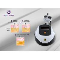 Quality Automatic Ultrasonic Portable Cavitation Slimming Machine 1000W Output Power for sale
