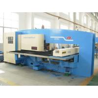 Quality Hydraulic CNC Turret Punching Machine 60 m/min With FANUC System for sale
