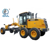 Quality Gr180 XCMG Motor Grader , operating weight 15400kgs, Optional Cummins Engine And Zf Gear Box for sale