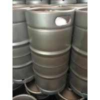 Quality US Standard 30 Litre Beer Keg With Micro Matic Stem for sale