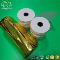 Buy cheap BPA FREE Pos Terminal Paper Rolls , Thermal Credit Card Paper Rolls 3-1/8 X 230 from wholesalers