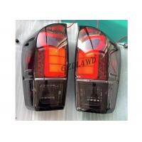 Buy cheap 2016 2017 2018 Toyota Tacoma Tail Lights LED Rear Back Lights Replacement from wholesalers