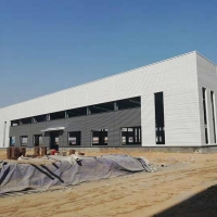 Quality Industrial Usage Portal Frame PEB Steel Structure Warehouse Construction for sale
