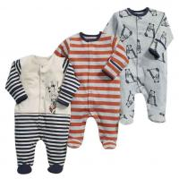 Buy cheap Customized Color Soft Infant Baby Clothes Comfortable Cotton Baby Garment Unisex from wholesalers