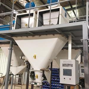 Quality 10kg 25kg Auger Feeding Putty Dry Powder Filling Machine for sale