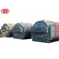 China Energy saving Wood Pellet And Wood Chip Fired Steam Boiler For paper making factory on sale