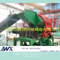 Buy cheap Used Tire Shredder/Radial Rubber Tire Crusher from wholesalers