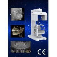 Quality Lower radiation dose Cone beam tomography Dental 3D imaging instrument for sale