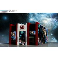 Quality Virtual Simulation Snow 5.1 Audio 5D Theater System for sale