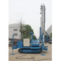 Buy cheap Water Well Machine Anchor Drilling Machine 6m Drill Rod One Time Hydraulic from wholesalers