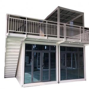 Quality Mobile Prefab Container Homes Luxury Container House Apartment for sale