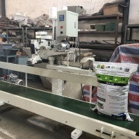 Quality ISO 1000bags/Hour 3KW Automatic Bag Sewing Machine for sale