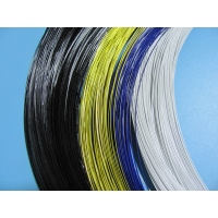 Quality Color Coated Round Copper Wire Plastic Coated Wire 3mm for sale